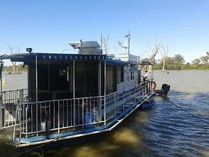 HOUSEBOAT FOR SALE Renmark North Renmark Paringa Preview