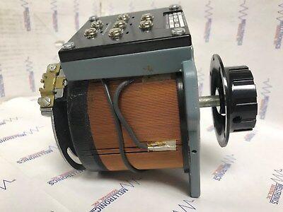 Powerstat 216cu Variable Transformer 240v 3.5 A 1.0 Kva