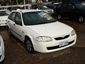 1999 Mazda 323 ASTINA Automatic Hatchback Leumeah Campbelltown Area Preview