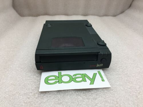 Iomega Jaz V1000S External 1GB SCSI 50-Pin SCSI Drive PC, Mac & Music Samplers