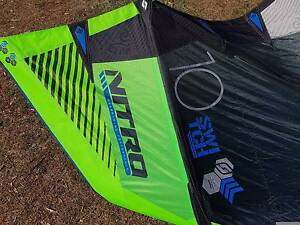 2016 Switch 10m kite with spider bridle Noosa Heads Noosa Area Preview