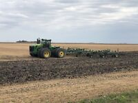 Custom cultivating/tillage/NH3 anhydrous ammonia application