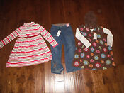 Girls Clothes Size 6 Lot Gymboree