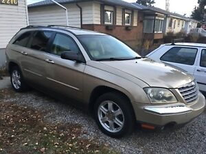 2004 Chrysler Pacifica SUV Fully Loaded & Reliable