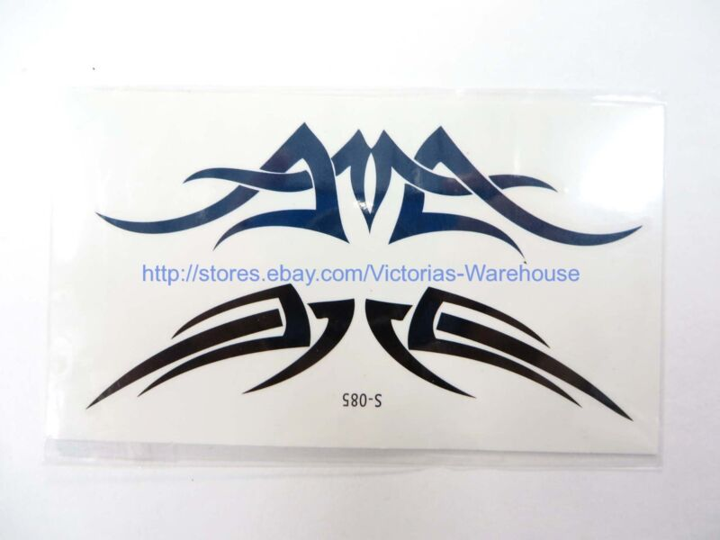 6f21b1ce1 ... US Seller-10 sheets temporary tattoo tribal arm wrist hand tramp stamp  wholesale ...
