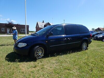 Chrysler Grand Voyager 3,3 Limited aut. 5d