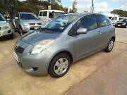 2005 Toyota Yaris YR Hatchback MANUAL FULL SERVICE HISTORY $4490 St James Victoria Park Area Preview