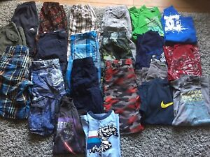 Boys Size 10 Summer Clothes