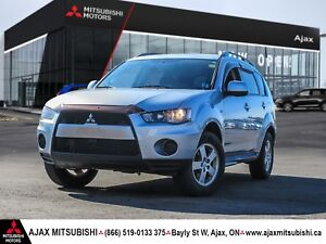 2013 MITSUBISHI OUTLANDER SE AWC / HEATED SEATS / BT / KEYLESS