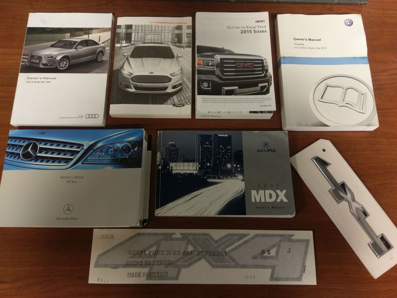 Manuals, Accessories & So Much More