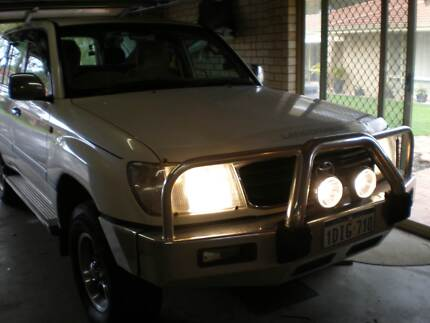 2000 Toyota LandCruiser Wagon The Vines Swan Area Preview