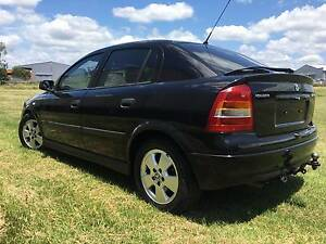 2002 Holden Astra Hatchback Yeerongpilly Brisbane South West Preview