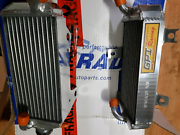Honda crf 450 alloy oversized radiators  Whyalla Whyalla Area Preview