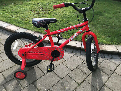 Apollo Fade 16inch Child's Bike with Removable Stabilisers