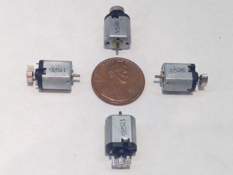 1.5-3V DC Motor Micro Vibration Motor 14000RP Mini Massage Motor 4 Pcs