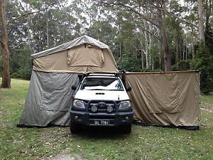 Ironman 4x4 Roof top tent and annex, Ironman 4x4 awning and room East Maitland Maitland Area Preview