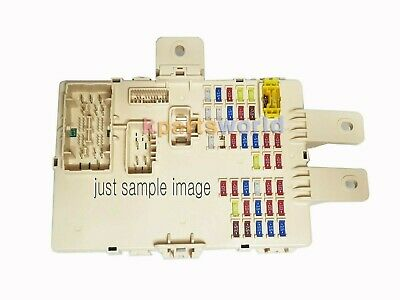 GENUINE JUNCTION BOX ASSY-I/PNL 91950B2512 FOR KIA SOUL 13-16
