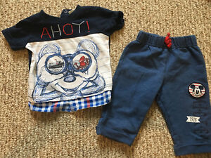 Disney Mickey Mouse outfit 3-6 months