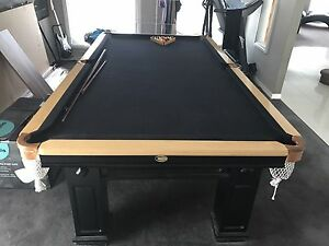 Billiard table Mulgrave Monash Area Preview