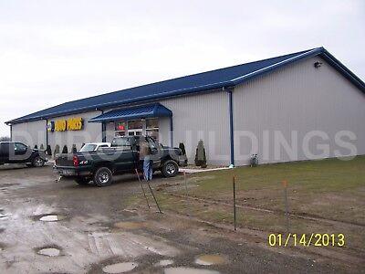 Durobeam Steel 52x110x16 Metal Building Prefab Auto Part Store Workshop Direct
