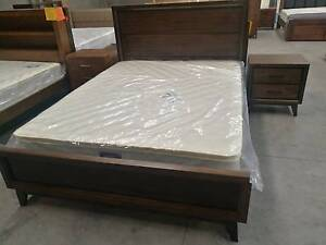 Brand New Grandis Timber Bed Frame in Queen and King Melbourne CBD Melbourne City Preview