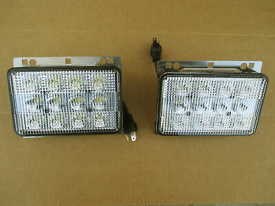 2 Led Headlights For Allis Chalmers Light 9130 9150 9170 9190