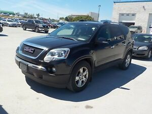 Parting out 2012 GMC ACADIA AWD