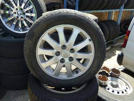 2005 camry riims an tyres