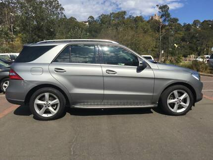 2012 Mercedes-Benz ML 250 66 BlueTEC Wagon 5dr 7G-TRON  Turbo SUV Cammeray North Sydney Area Preview