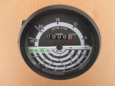 Tachometer Oem Quality For John Deere Jd 2030 2040 2130 2240 2440 2630 2640