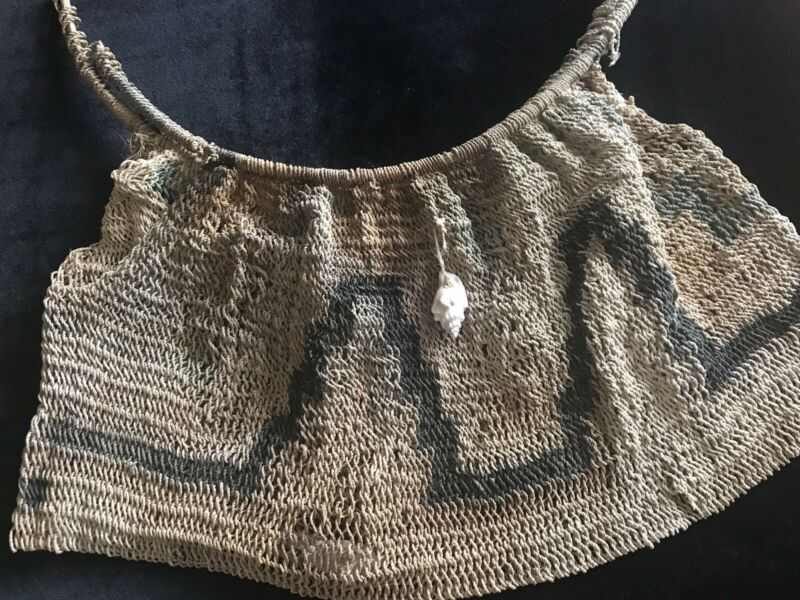 Old Aboriginal Dilly Bag