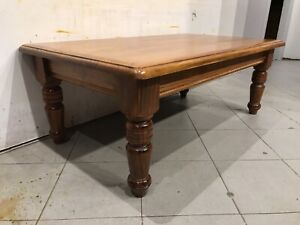 Excellent quality solid wood coffee table
