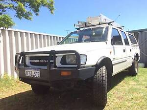 2000 Holden Rodeo 4X4 Ute Balga Stirling Area Preview