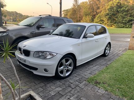 2005 BMW 120i auto. With sunroof in great condition. Camperdown Inner Sydney Preview