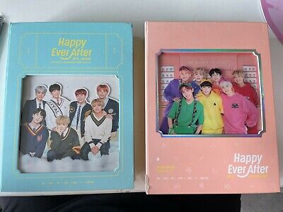 BTS Bangtan Boys Happy Ever After 4th Muster + Japan Vol.4 DVD Package (Damaged)