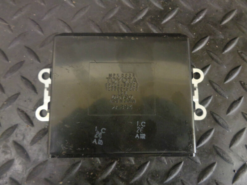2001 LEXUS LS430 4.3 V8 4DR AUTO DRIVERS REAR DOOR MODULE 89224-50020