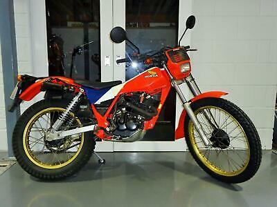 Honda TLR TLR200 Twin Shock Trial Bike Not Barn Find Classic