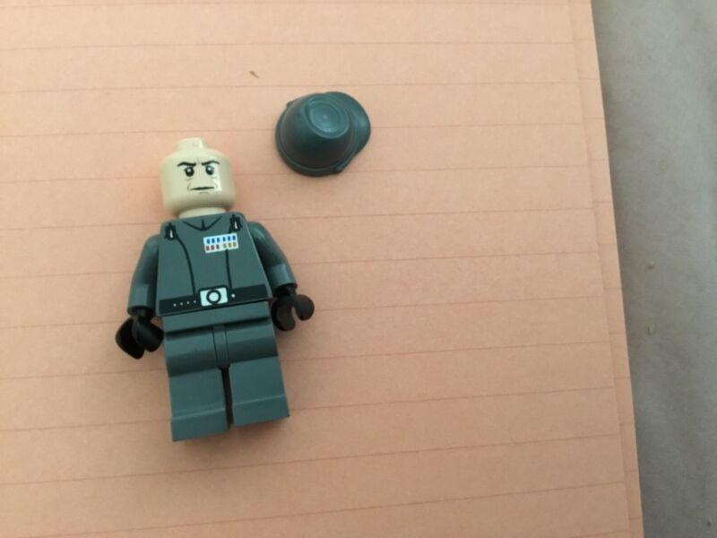 New Lego Minifigure Star Wars Admiral Piett 10221 Super Star