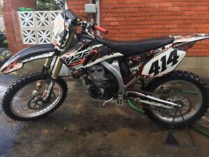 Yz250f for sale or trade
