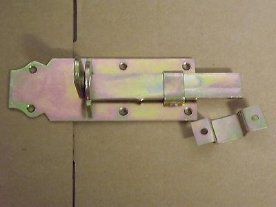 5 Schubriegel / Türriegel 140 mm NEU