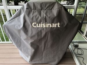 Cuisinart small spaces SS NG BBQ