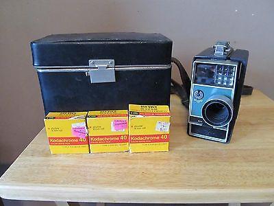 Video cameras Vintage Kodak Electric 8