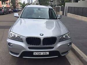 2013 BMW X3 Wagon Meadowbank Ryde Area Preview