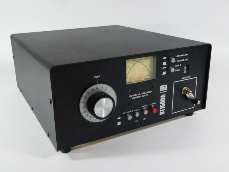Palstar BT1500A Ham Radio Double-L Balanced Antenna Tuner (very nice)