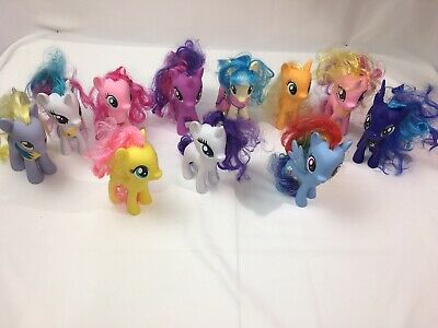 Ultimate My Little Pony (My Little Pony Friendship is Magic Toys Ultimate Equestria Collection Lot.)