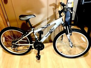 """24"""", 18 -SPDS, NORCO INJECTOR BIKE IN NEW CONDITION."""