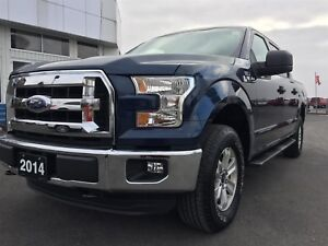 2016 Ford F-150 XLT SuperCrew 5.5-ft. 4WD