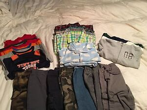 Boys 2T and 18-24 month clothing lots