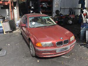 BMW E46 318i manual 1999 now wrecking Northmead Parramatta Area Preview