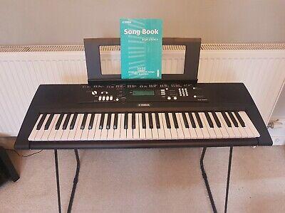 Yamaha EZ-220 Keyboard (stand sold separately)